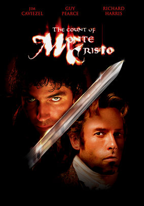 Movie poster for The Count of Monte Cristo
