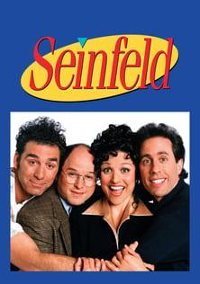 Seinfeld TV show poster