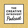 The Creative Introvert podcast logo