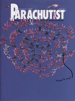 October 1999 Parachutist magazine cover.